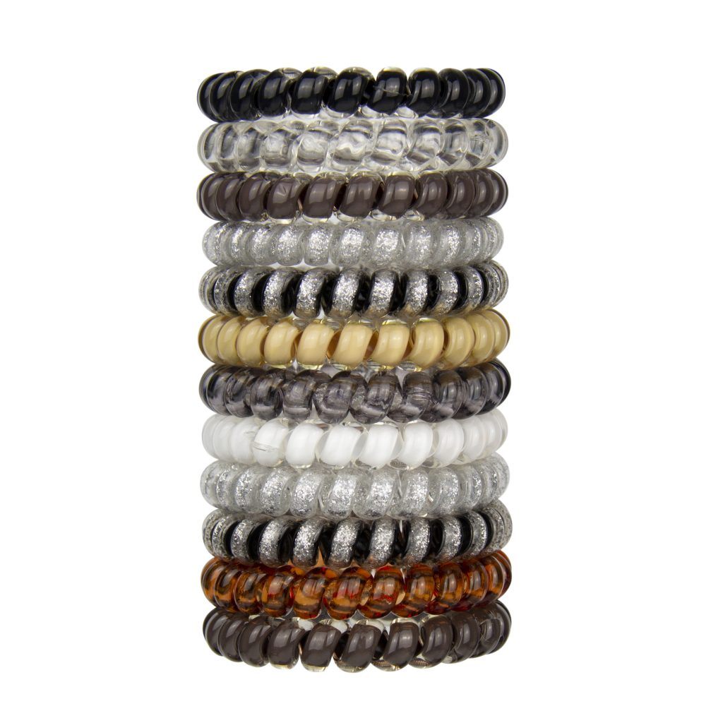 Lindo Large SwirlyDo – Neutral Color (12pc)